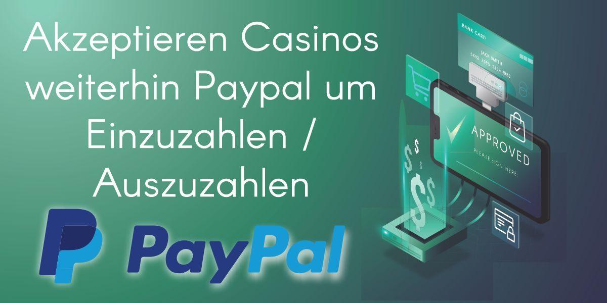 Paypal Aufladekarten