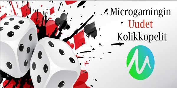 Microgamingin uudet kolikkopelit