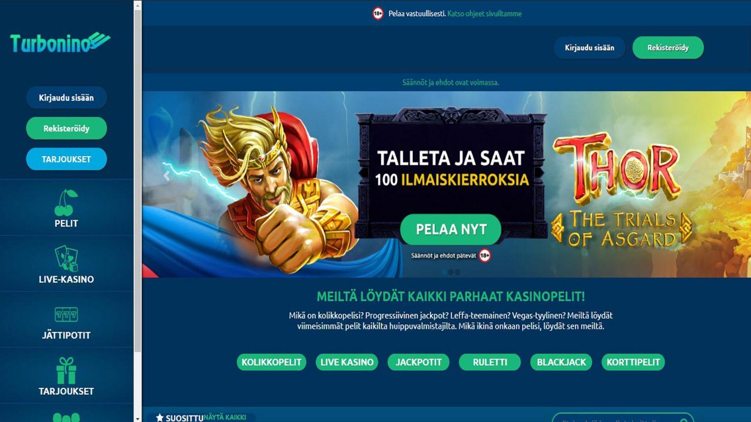 Turbonino Screenshot