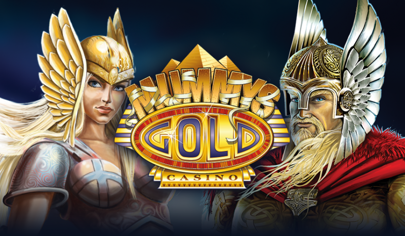 Mummy's Gold Casino have great promotions for the lowest deposits
