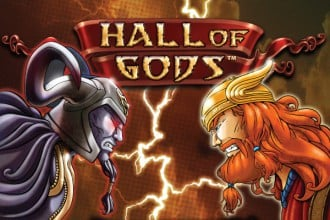 hall of gods online slots