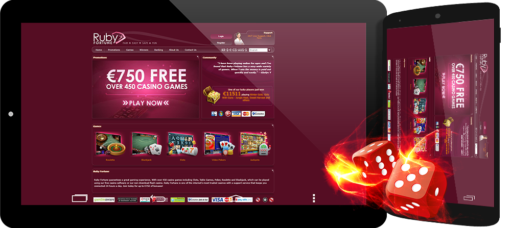 Ruby Fortune a real gem minimum deposit casino