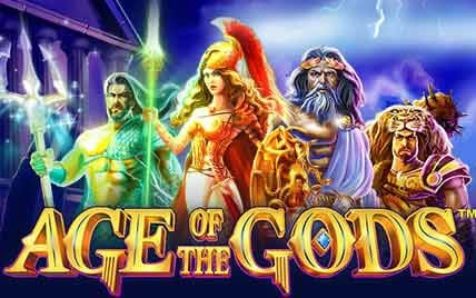 jackpot on age of the gods