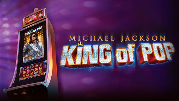 Scientific Games produce brand new online slot game King of Pop