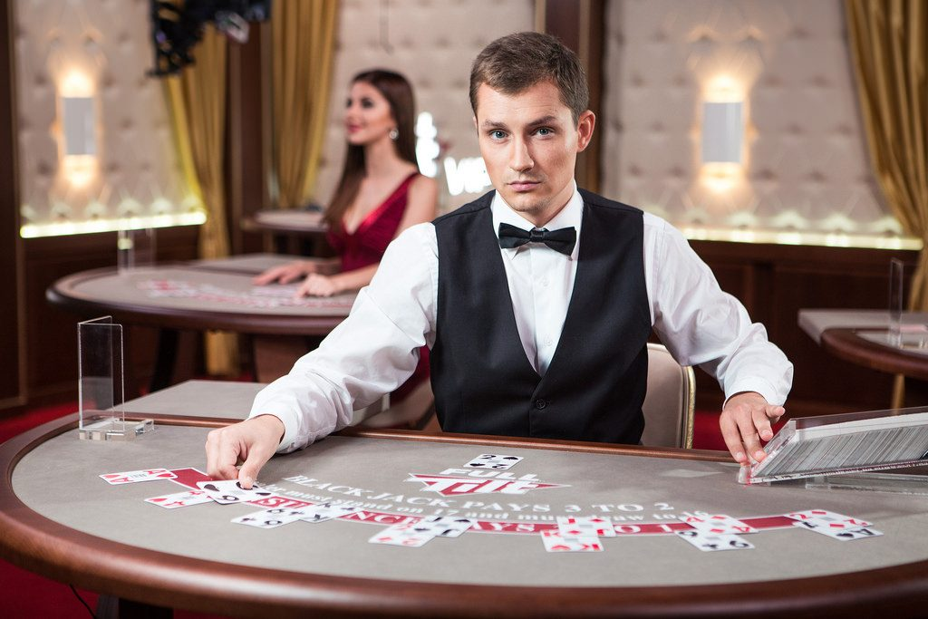 Live Dealer Casinos feature real time croupiers