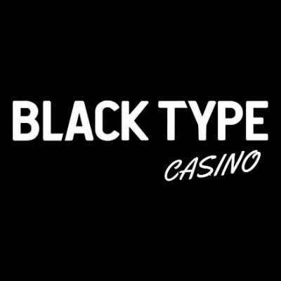 Black Type Casino Logo