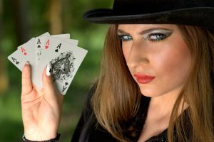 Women and Gambling