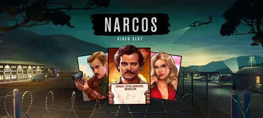 Narcos an Exciting Game FromNetent