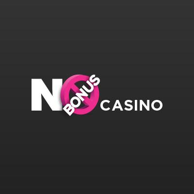 No Bonus Logo