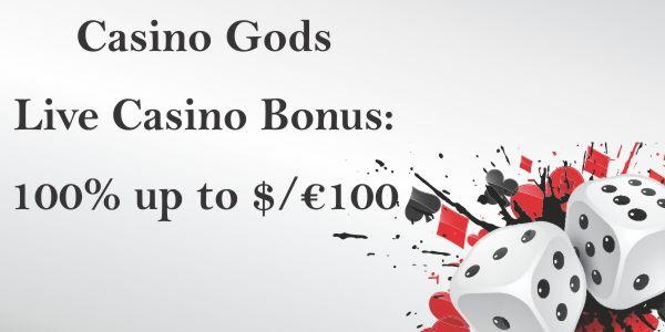 Casino Gods Live
