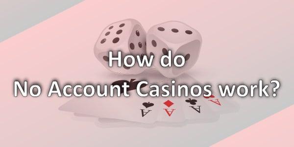 Online casino no registration фильм казино 1995 перевод гаврилова