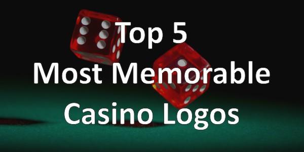 Top 5 Most Memorable Casino Logos