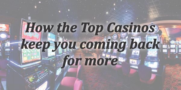Casino Bonuses – The Gifts That Keep on Giving!