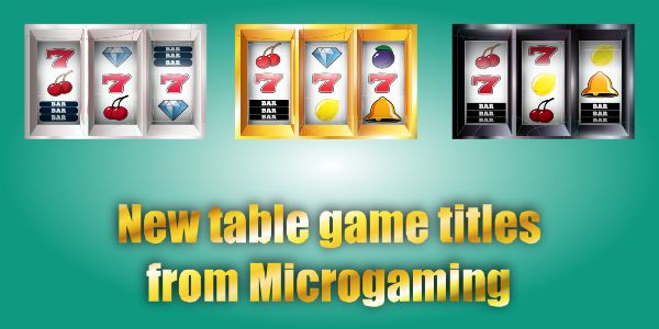 Microgaming Have Done It Again!