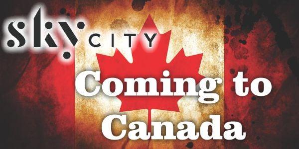 SkyCity Casino Launching in Canada