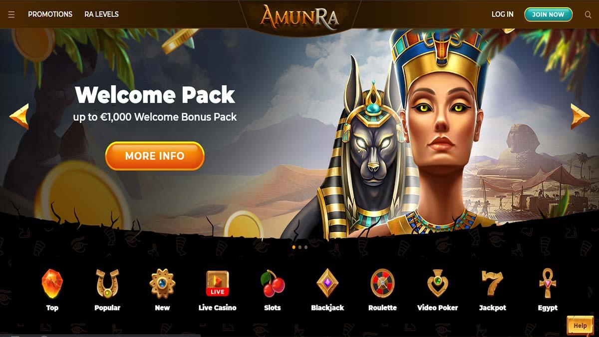 Amunra Screenshot