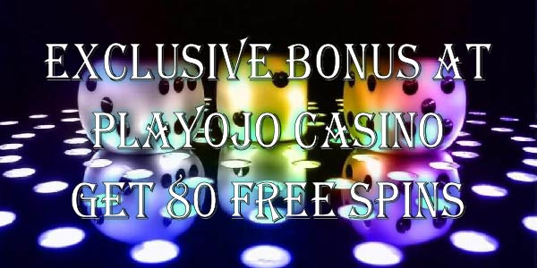 How to get the Deposit €/$1 get 80 Free Spins at PlayOJO Casino