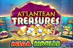 50 Free Spins on Atlantean Treasure