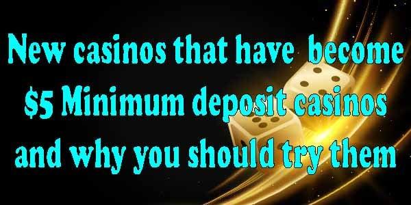 New Alternative $5 Minimum Deposit Casinos Canada to Captain Cook Casino